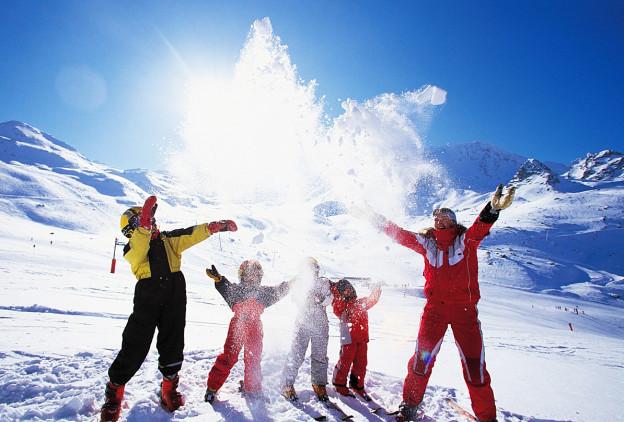 Отдых в Сочи зимой с детьми