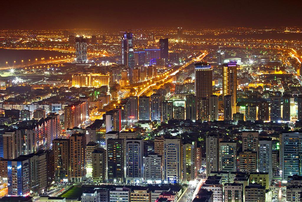 Ночные экскурсии в Абу-Даби