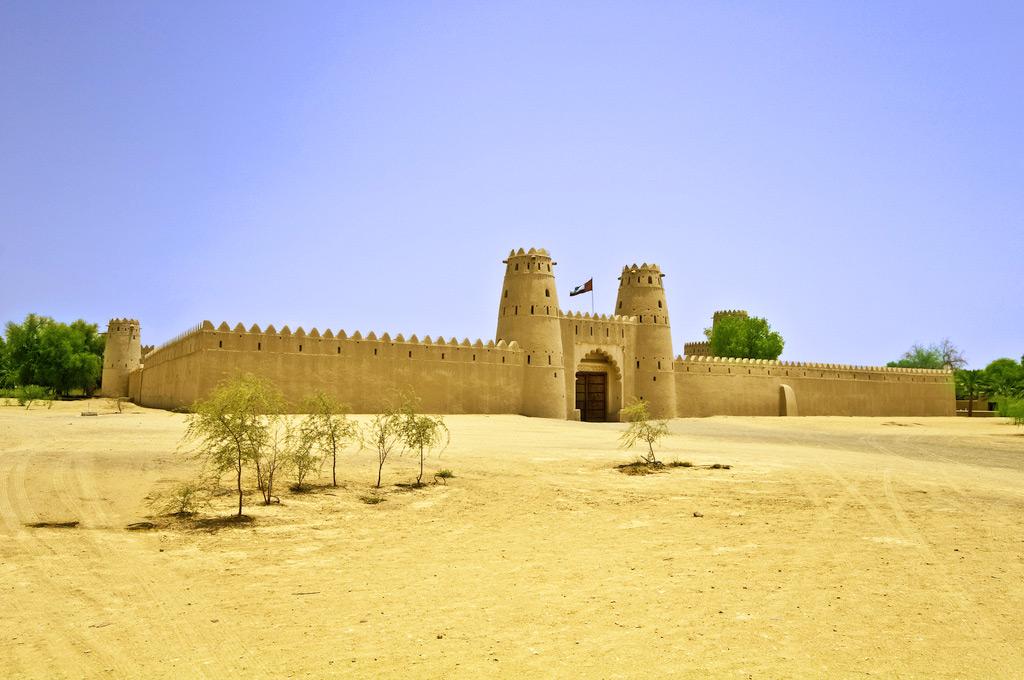 Аль-Айн возле Абу-даби