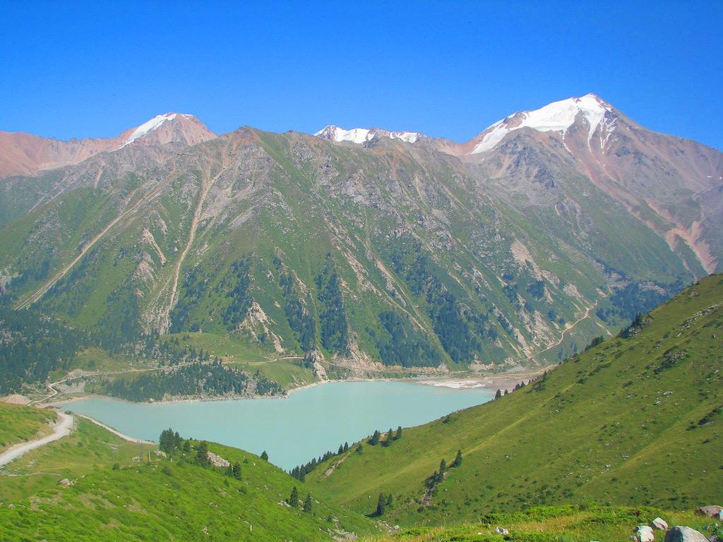 Алматинское озеро