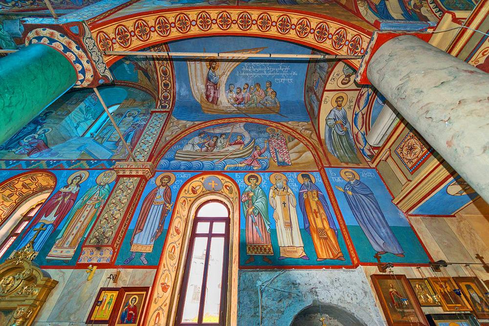 Армянская церковь Святого Христа Всеспасителя в Батуми
