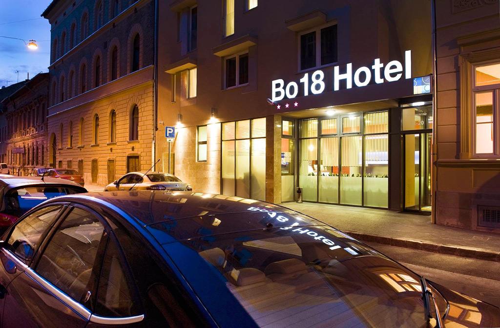 Bo 18 Hotel Superior