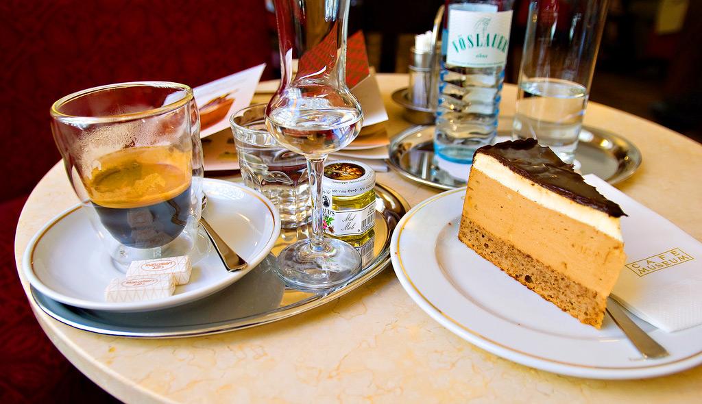 Кофейни в Вене