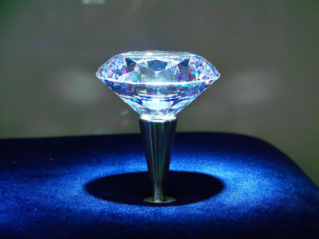 Выставки бриллиантов в Амстердаме