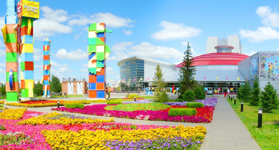Развлекательный центр Думан, Астана
