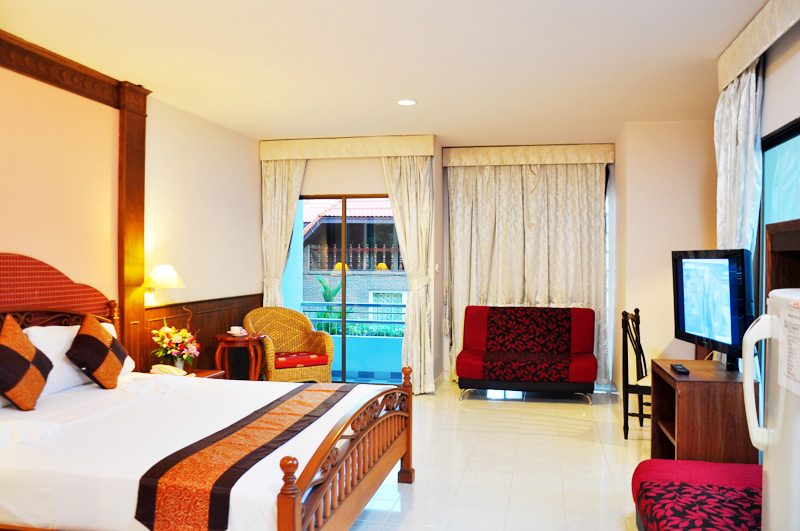 Номер отеля Eden Hotel Pattaya