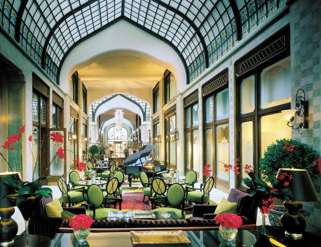 Four Season Hotel, Budapest