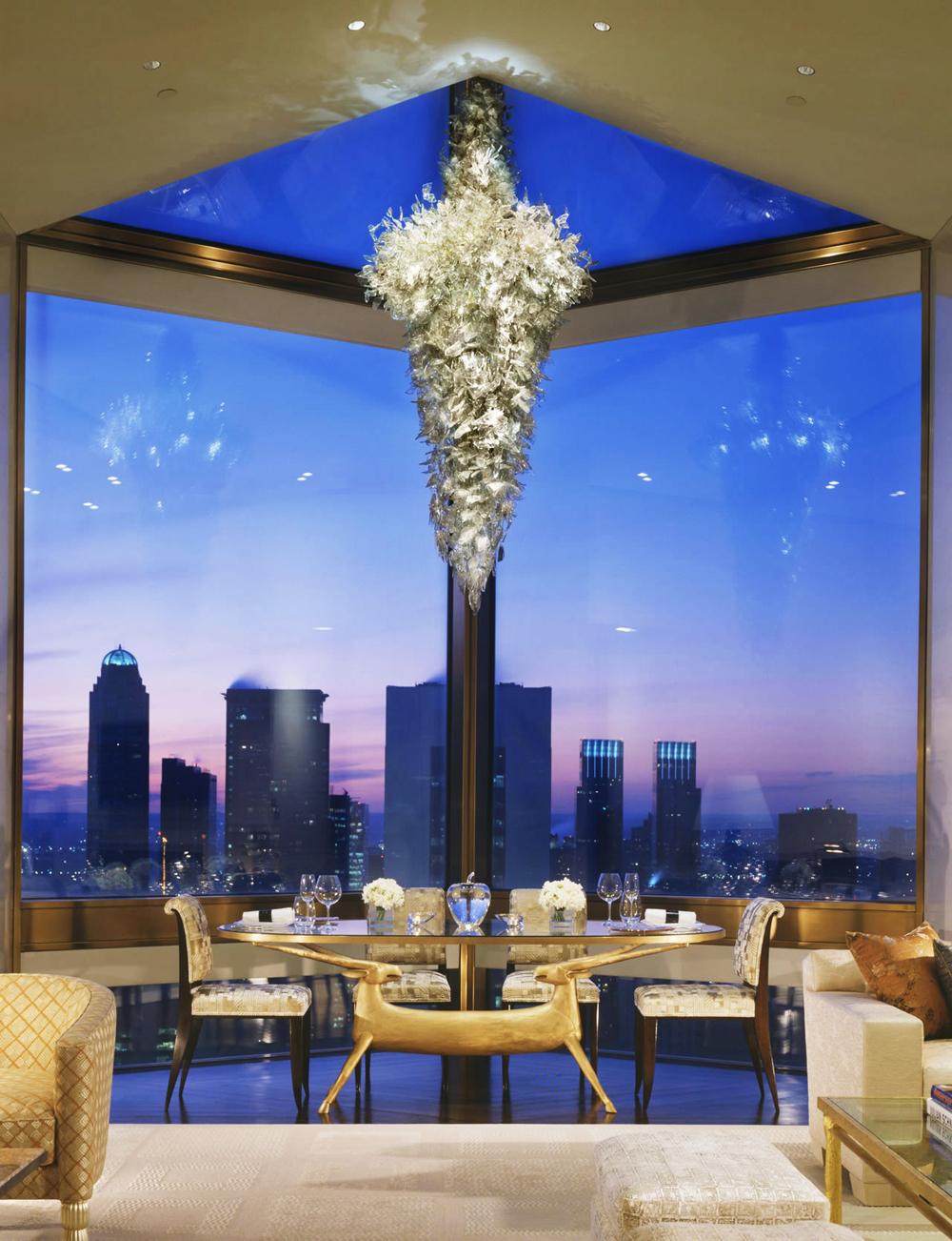 Four Seasons Hotel New York Ty Warner Penthouse