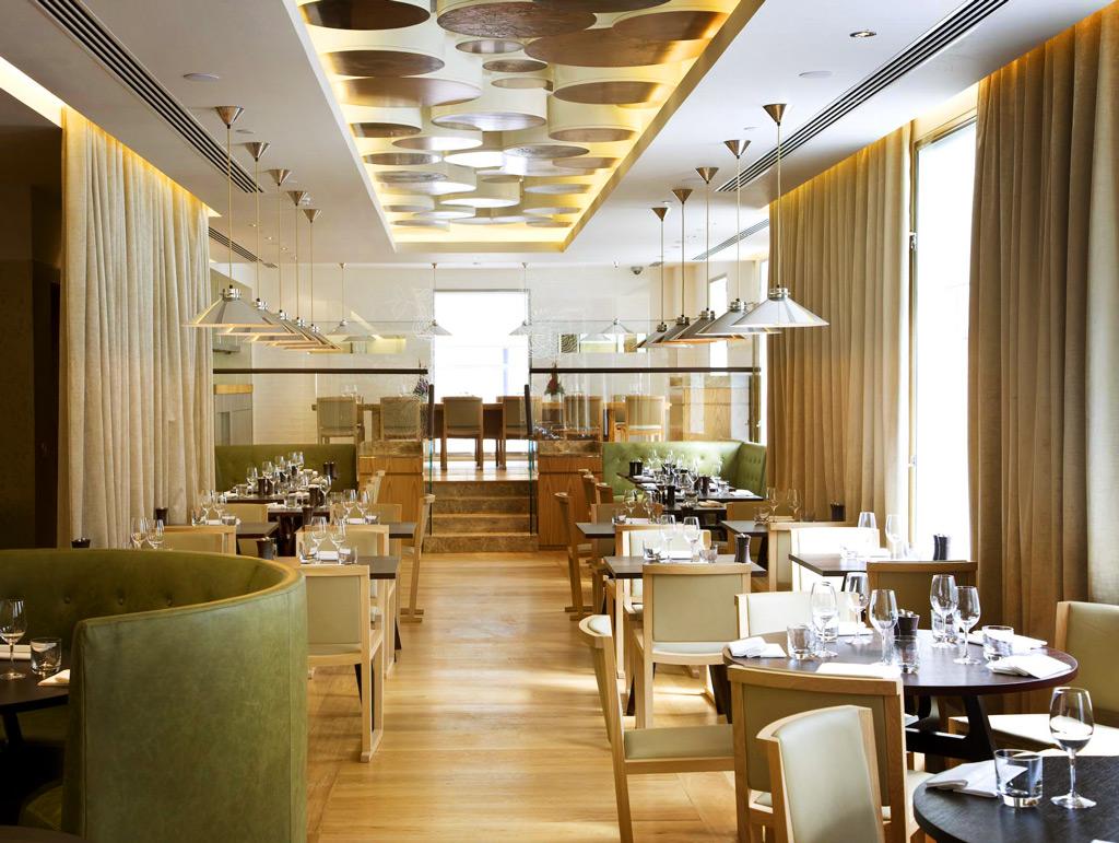 Ресторан Gordon Ramsay в Лондоне