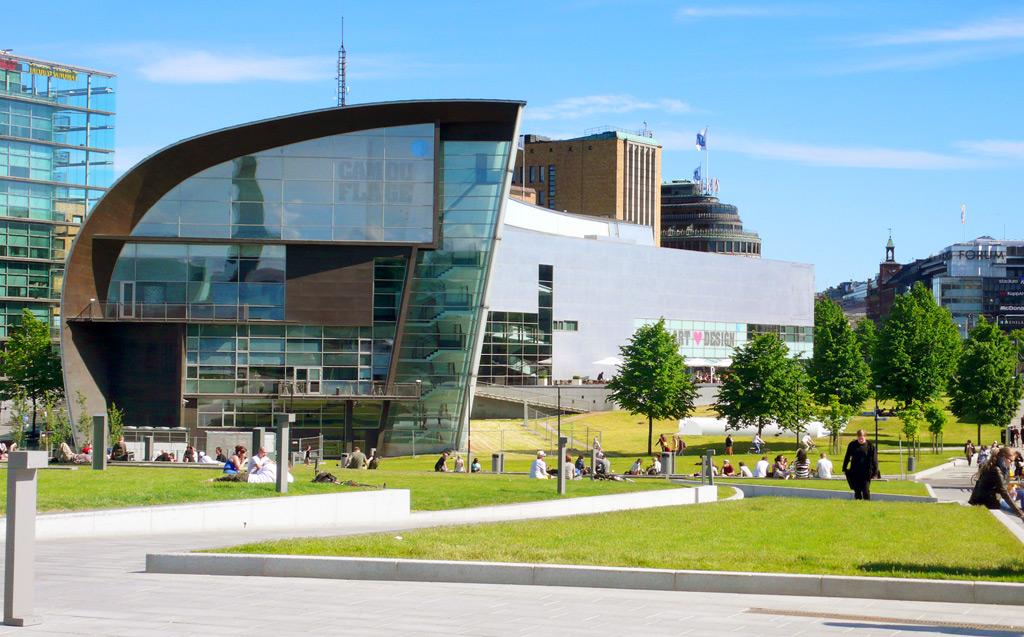 Что можно посмотреть в Хельсинки за один день
