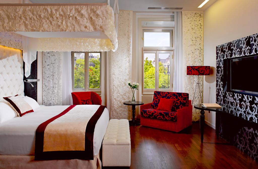 Iberostar Grand Hotel Budapest, Deluxe room