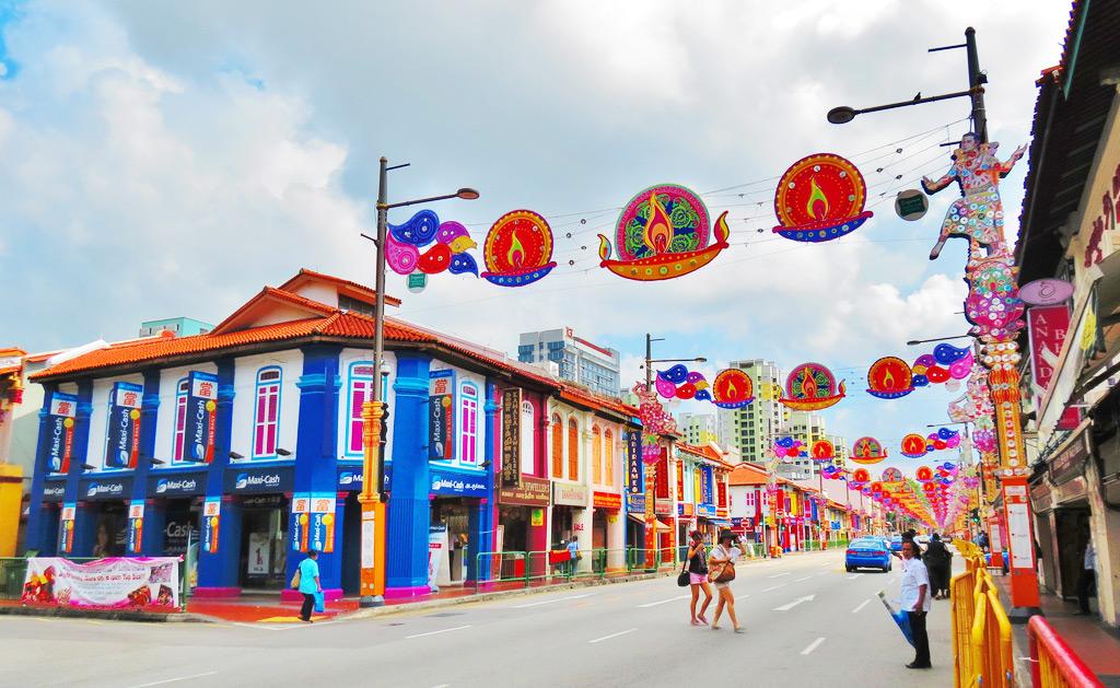 Маленькая Индия в Сингапуре