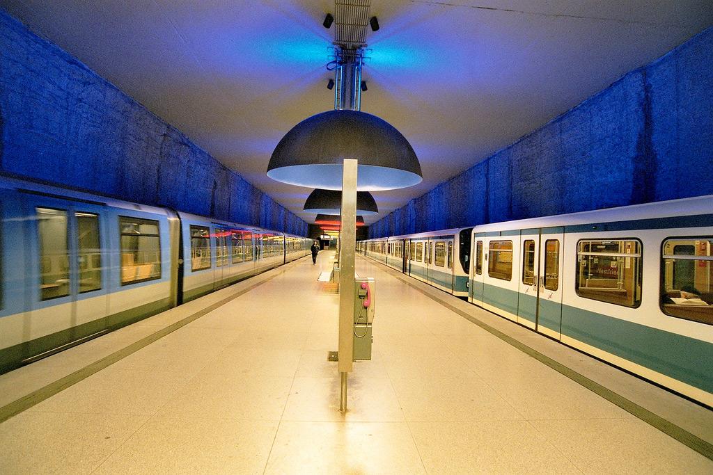 Мюнхенский метрополитен (München U Bahn)