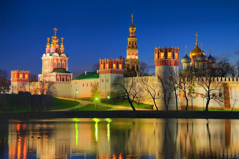 Ночная экскурсия Мистическая Москва