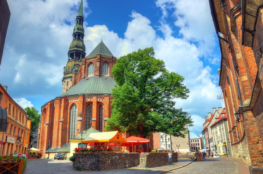 Кафедральный собор, Рига