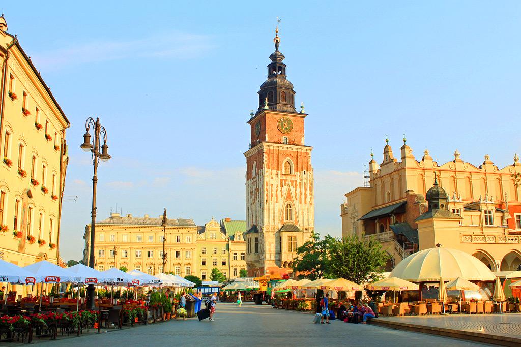 Королевский тракт, Краков
