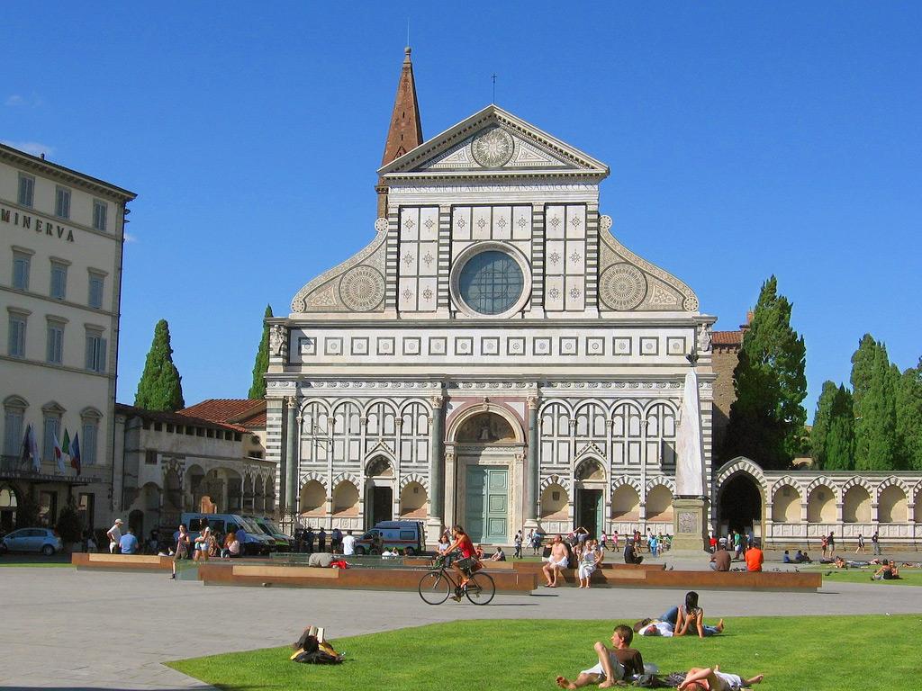 Базилика Санта-Мария-Новелла, Флоренция
