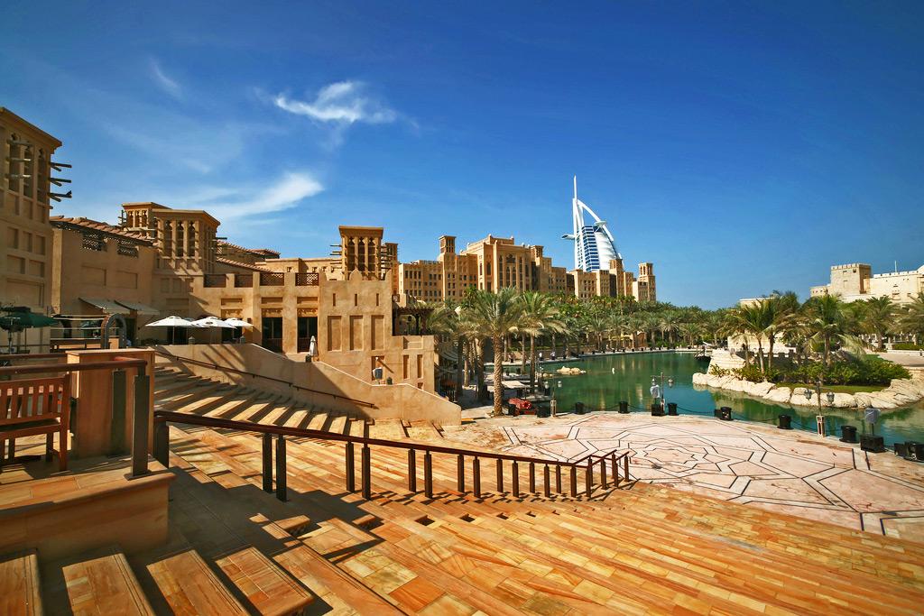 Шоппинг в Дубае - ТЦ Souk Madinat Jumeirah