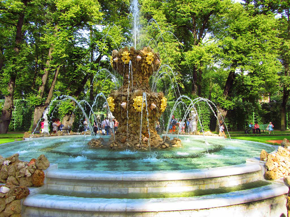 St Petersburg, The Summer Garden