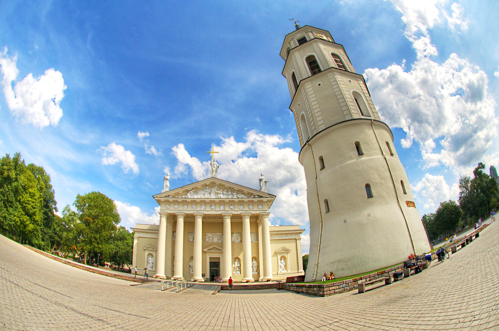The Cathedral of Vilnius