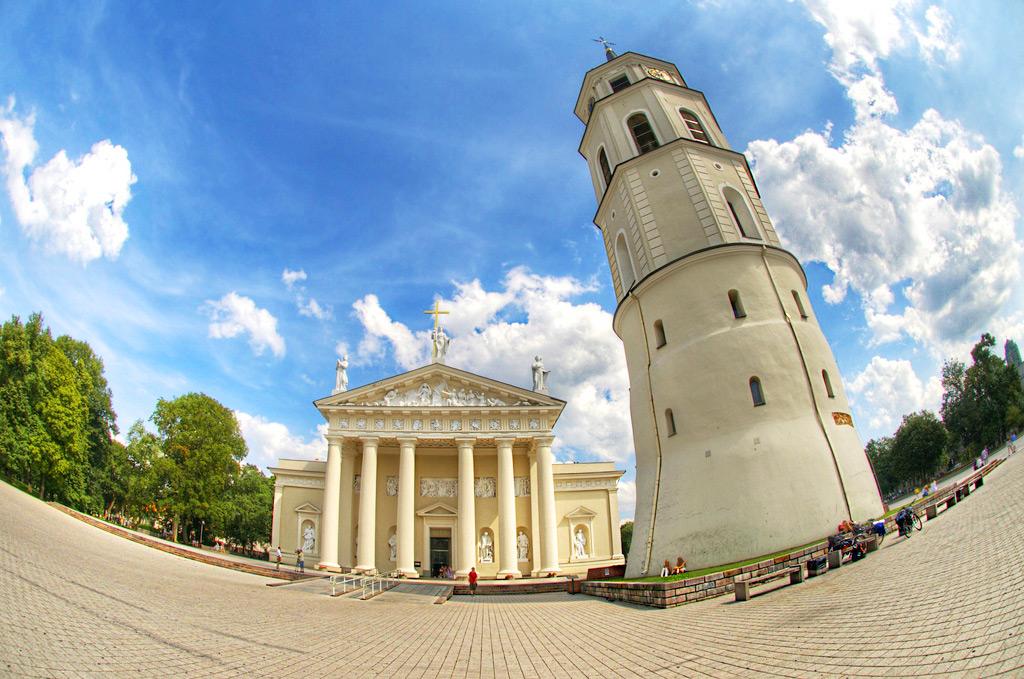 Кафедральный собор Вильнюса
