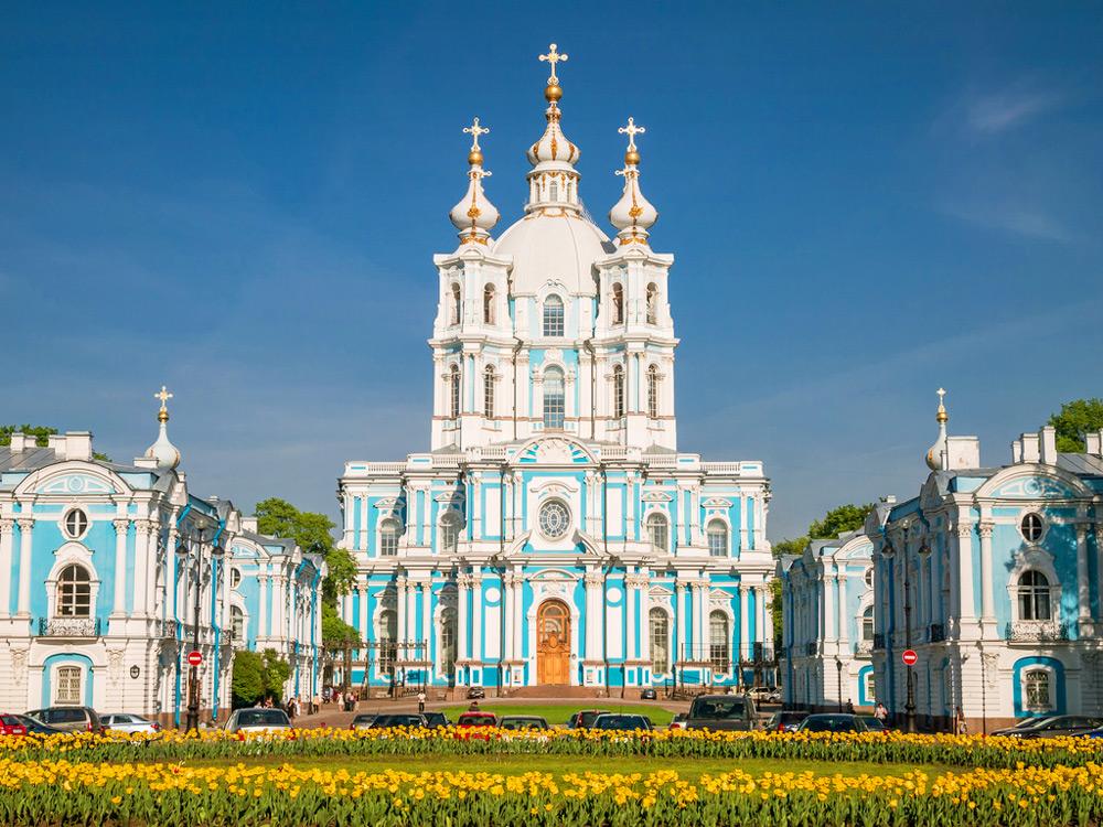 The Smolny Convent