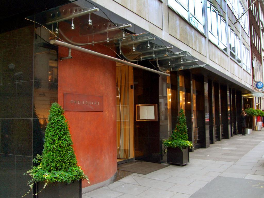 Ресторан The Square в Лондоне