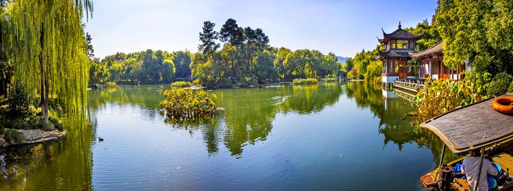 Озеро Сиху в Ханчжоу