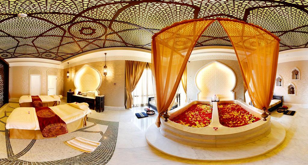 СПА в Emirates Palace, Абу-Даби
