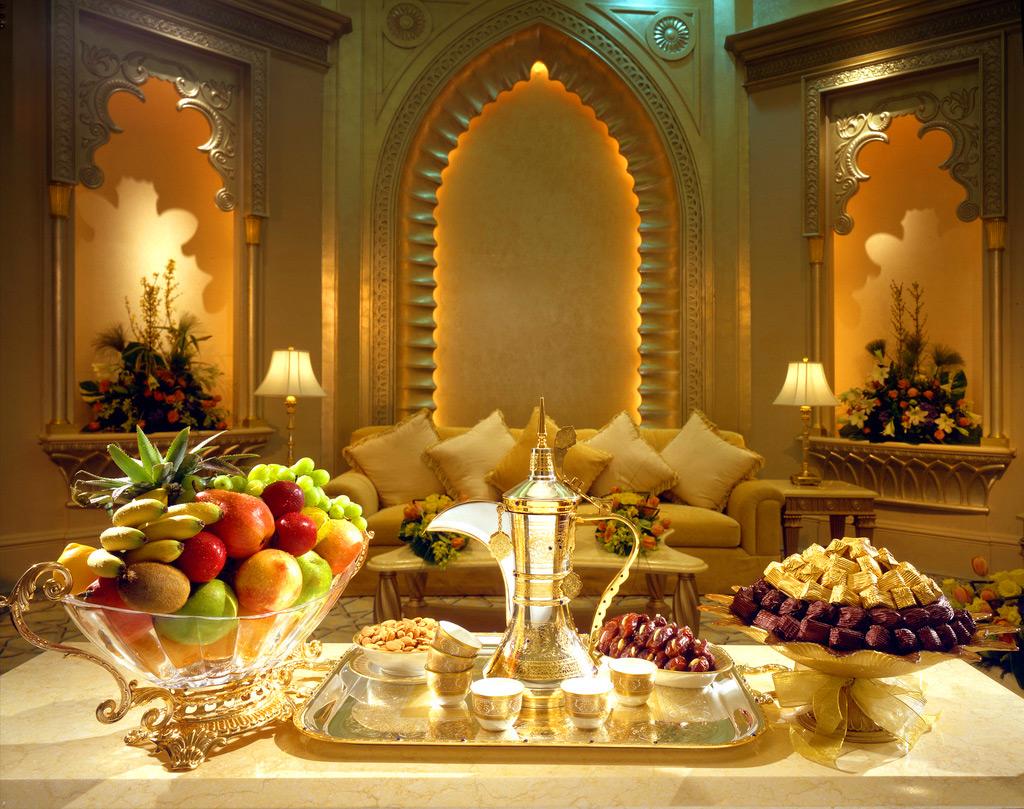 Апартаменты в Emirates Palace, Абу-Даби