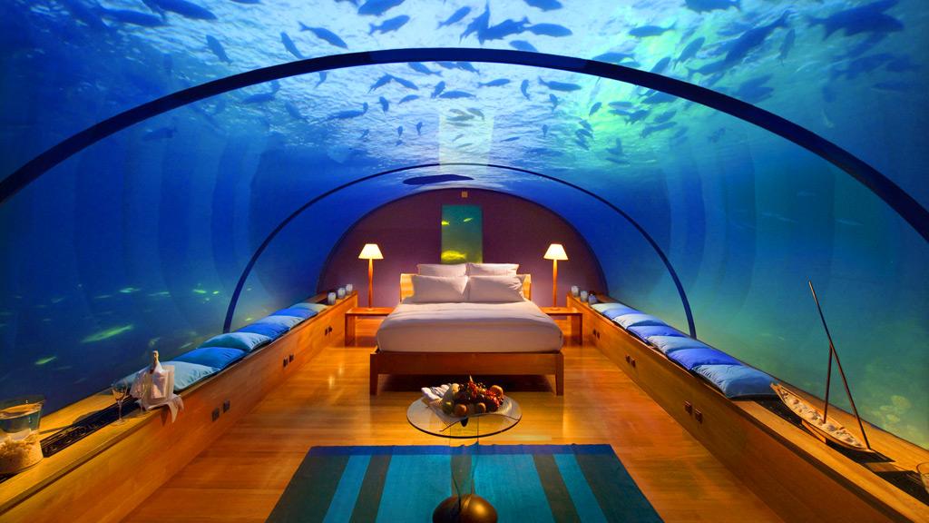 Номер в Hydropolis Underwater Hotel Dubai