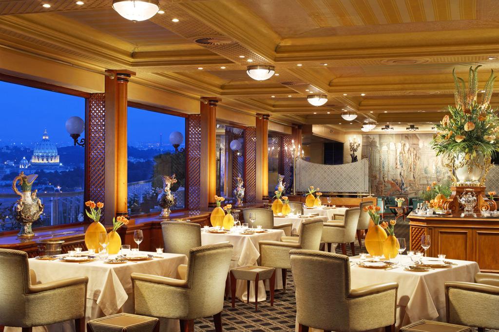La Pergola restaurant