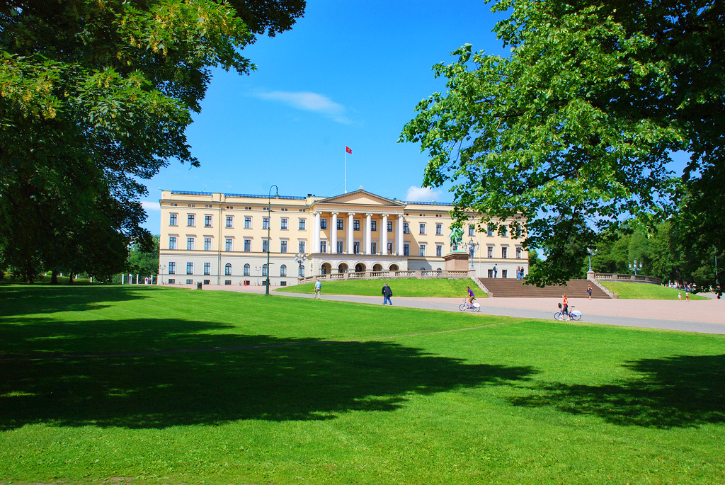 Slottet, Oslo