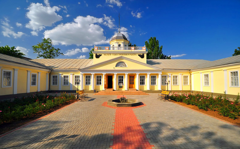 Музей кораблестроения, Николаев