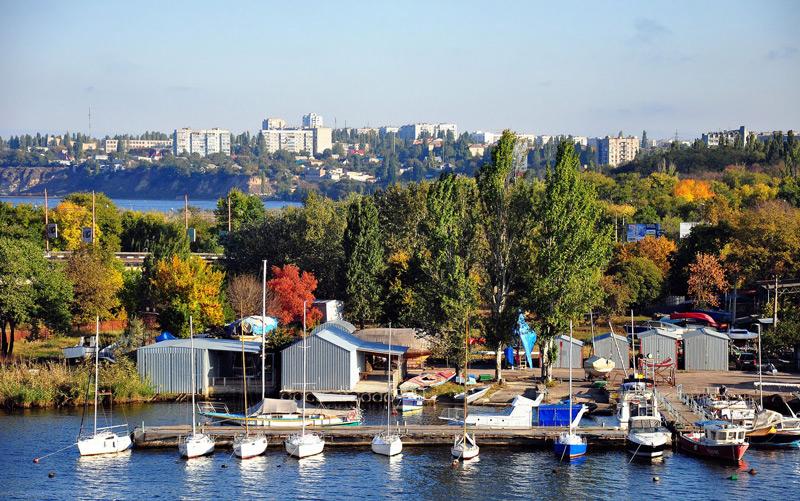Яхт-клуб в Николаеве