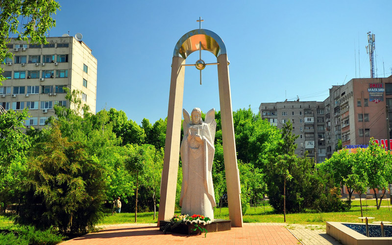 Скорбящий ангел Чернобыля, Николаев