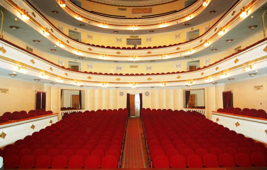 Театр, Днепропетровск