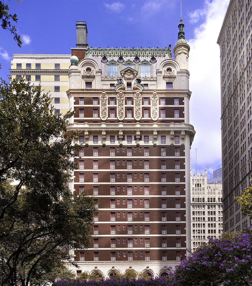 Adolphus Hotel, Даллас, Техас