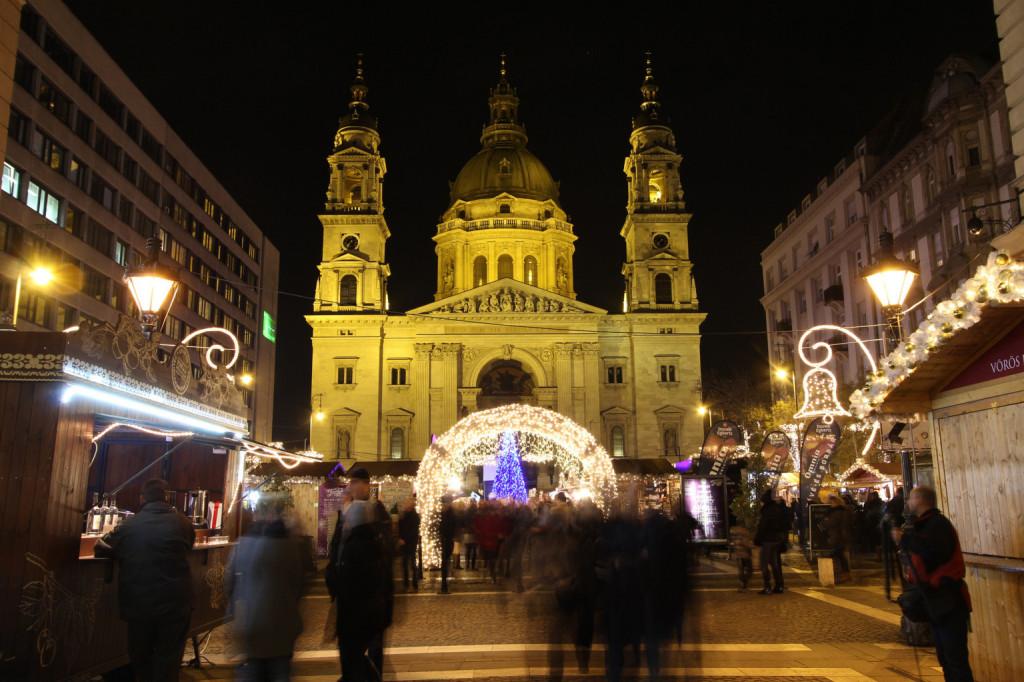 Адвент в Будапеште