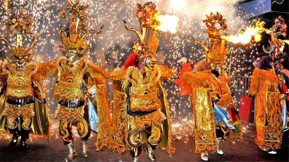 22 карнавал Бразилия 10 самых ярких карнавалов в мире 221