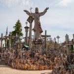 Гора 100 000 Крестов — жутко красиво