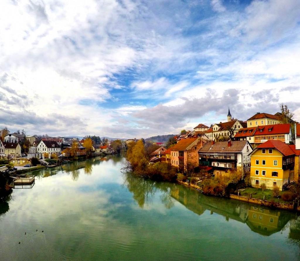 Ново-Место в Словении