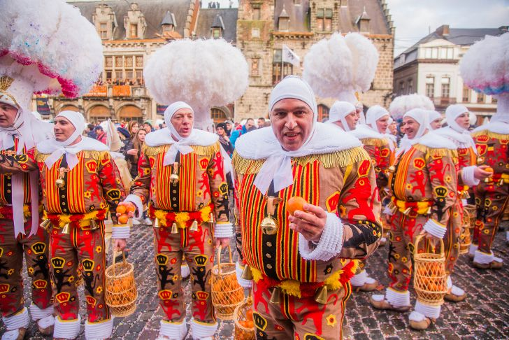 25 карнавал Бразилия 10 самых ярких карнавалов в мире 251