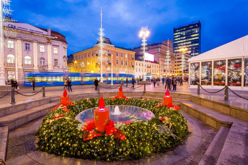 Рождественский Загреб