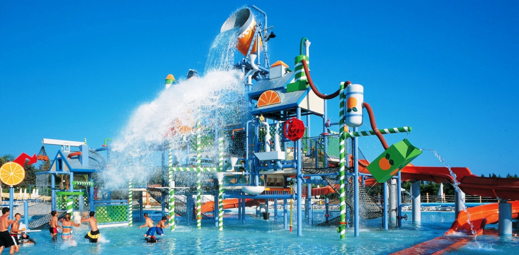 Аквапарк Fasouri Watermania Waterpark Limassol