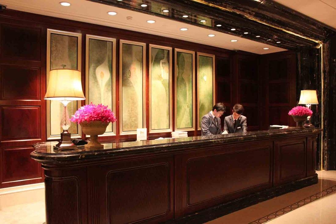 Отель Waldorf Astoria в Нью-Йорке
