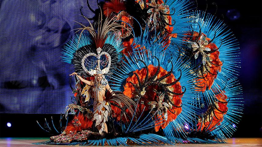 Карнавал в Санта-Крус-де-Тенерифе