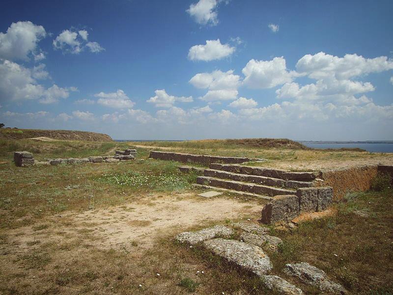 Национальный историко-археологический заповедник Ольвия
