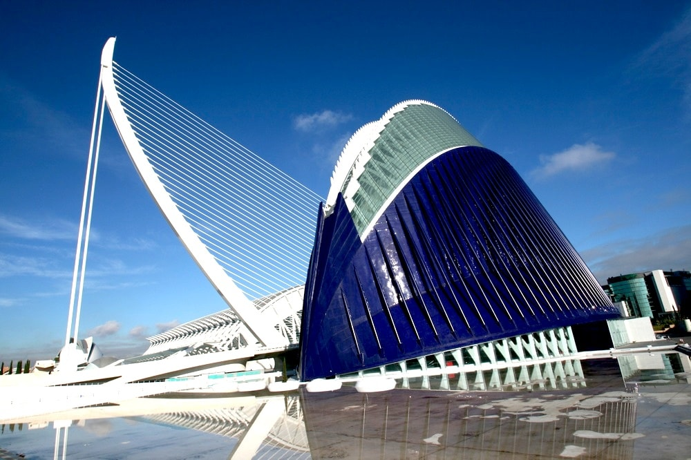 Agora в Валенсии, Город искусств и наук