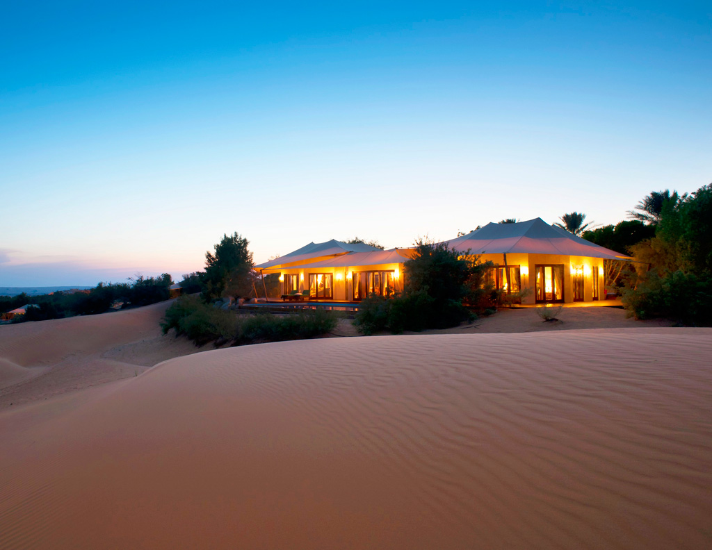 Al Maha Desert Resort and Spa в ОАЭ (Дубаи)